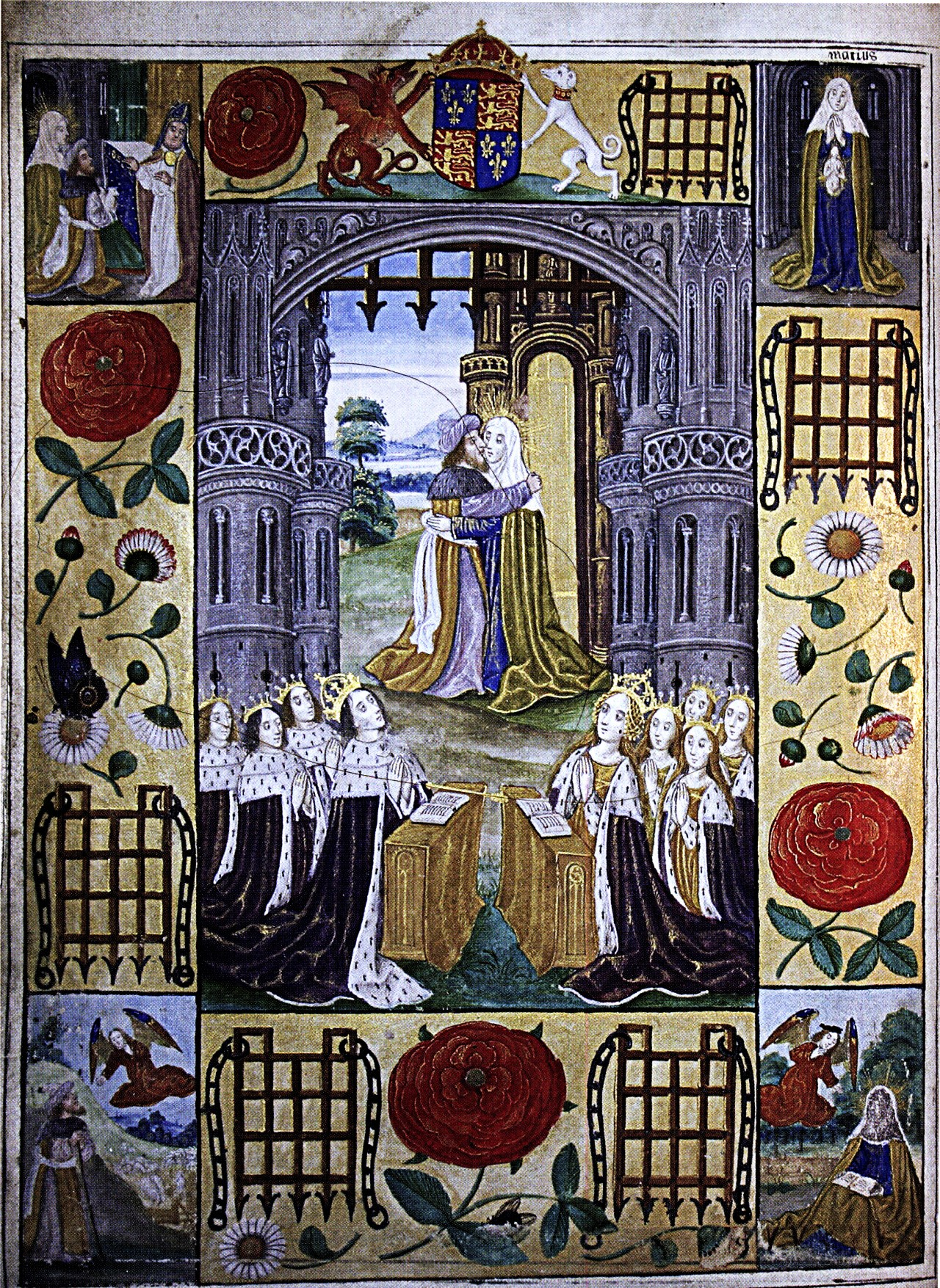The Family of Henry VII