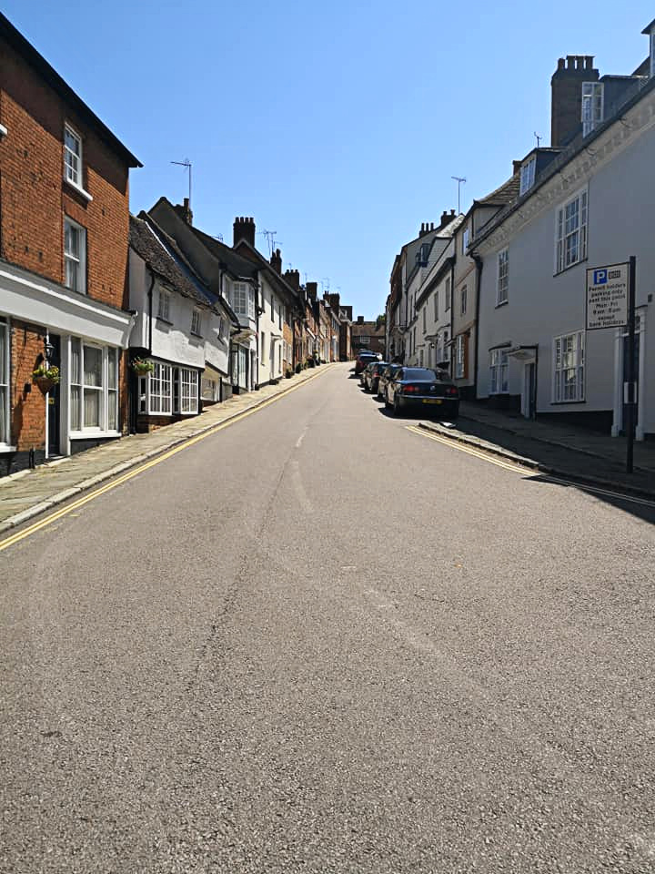 Fore Street on Old Hatfield