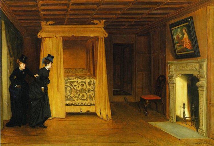 A Ghost Hunt in Anne Boleyn's Bedroom at Hever Castle