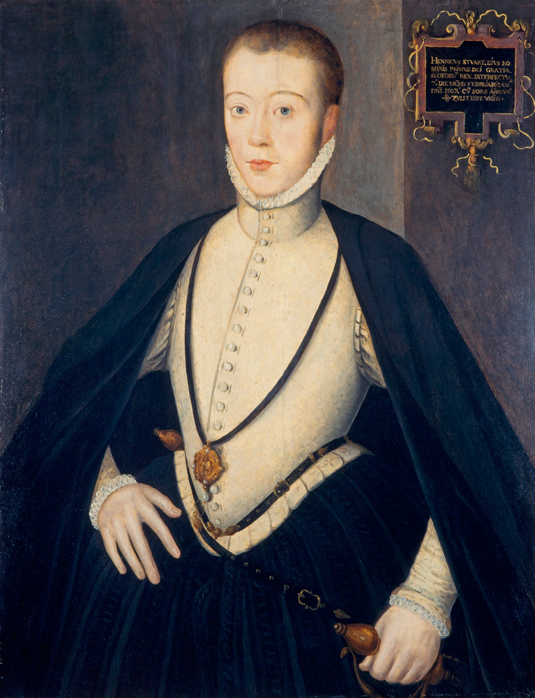 A Portrait of Lord Darnley