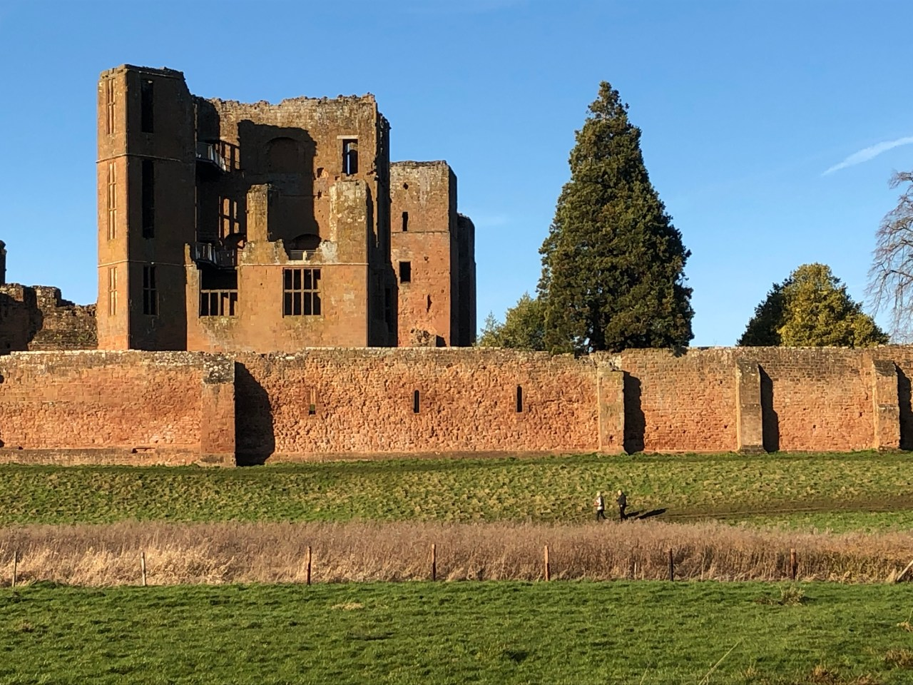 Kenilworth Castle and Leicester's Tower