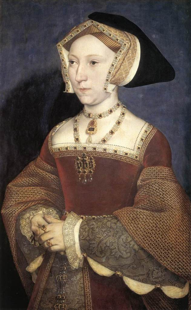 The Vienna Portrait of Jane Seymour