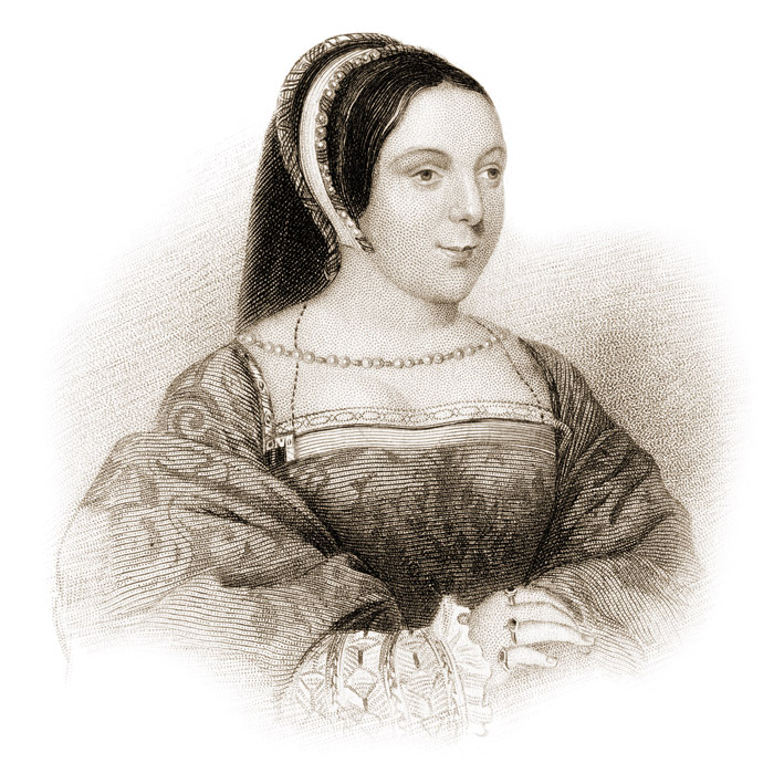 Portrait of Margaret Tudor