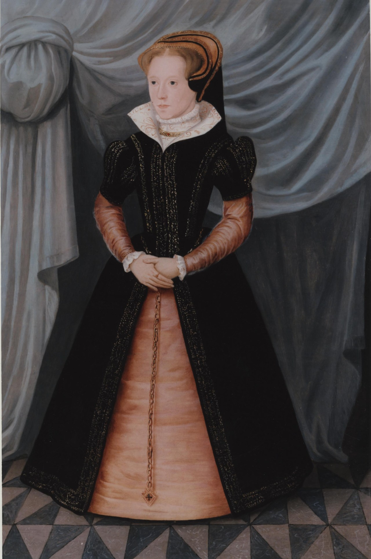 Mary I visited Ludlow Castle