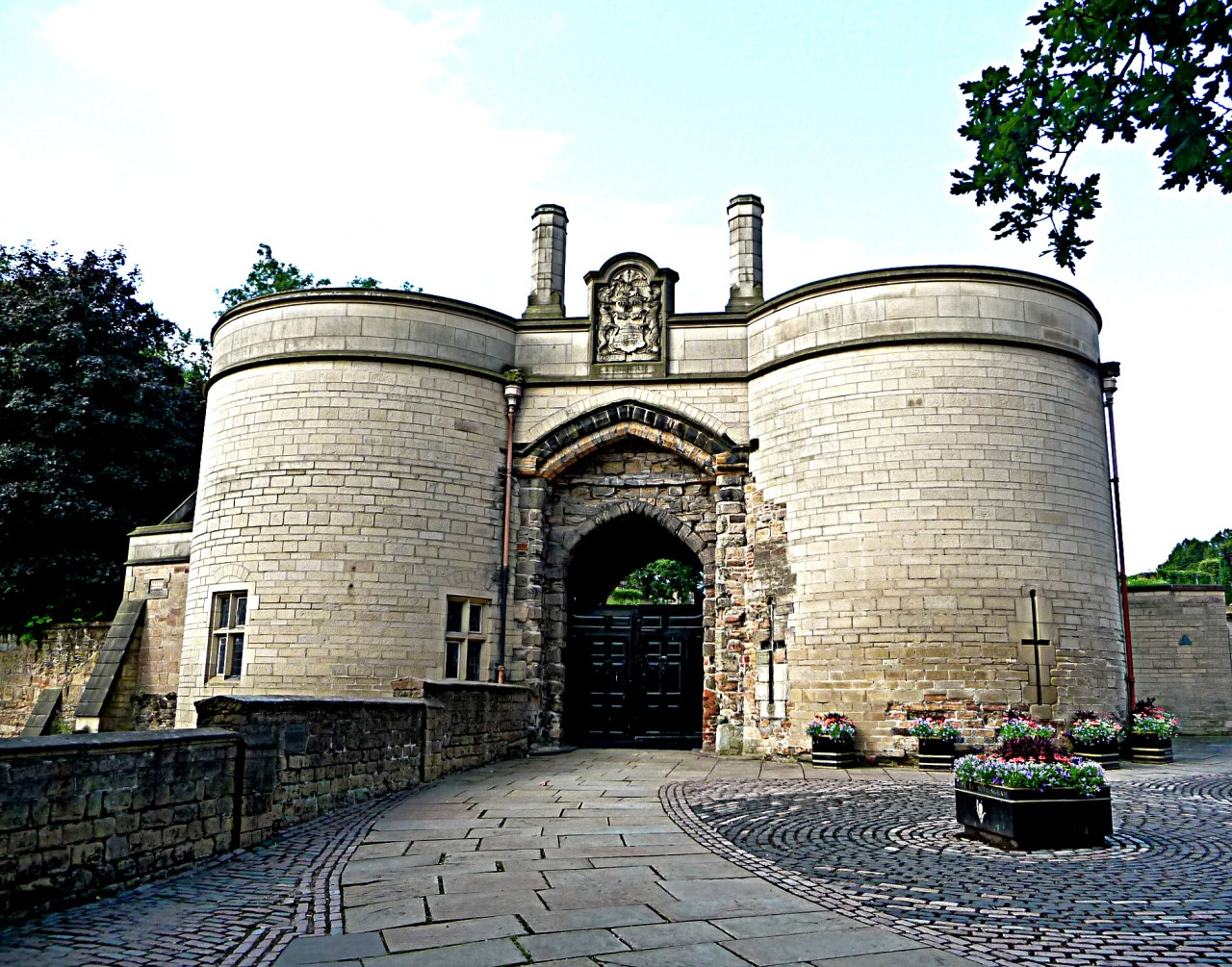 Nottingham Castle Gatehouse