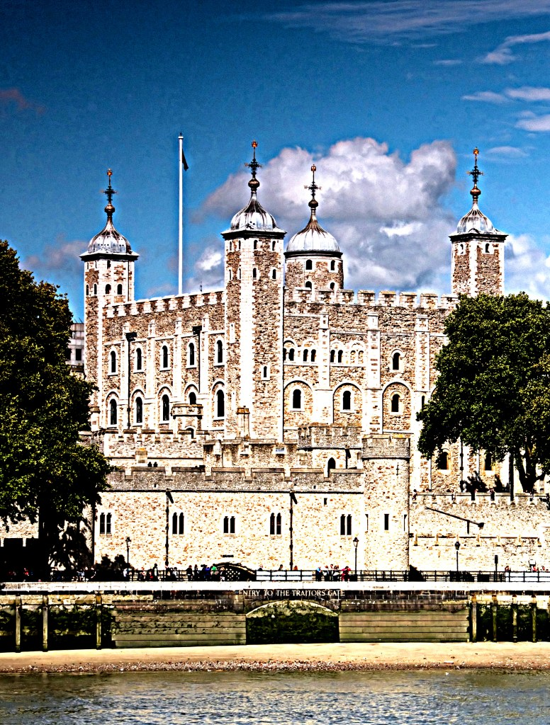Anne Boleyn's Execution at The Tower of London