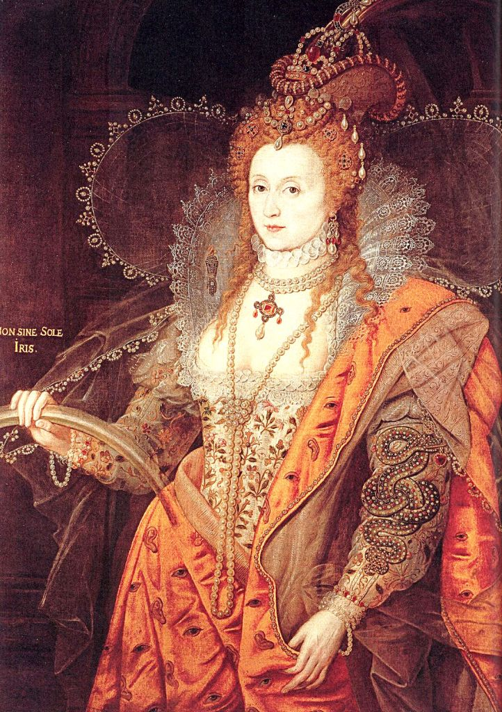 Elizabeth I: The Rainbow Portrait