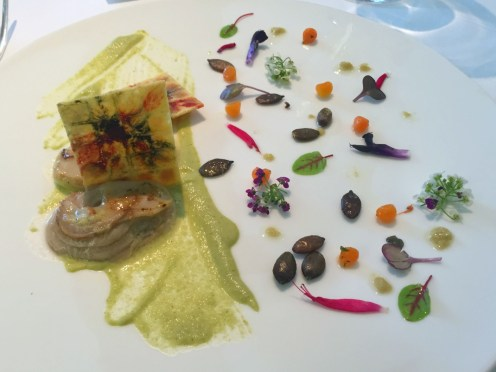 Mondrian oysters at Arzak (Spain)