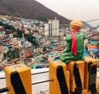 BUSAN: Gamcheon Culture Village