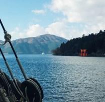 Lake Hakone, Kanagawa
