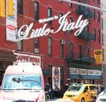 SoHo-Little Italy-Chinatown