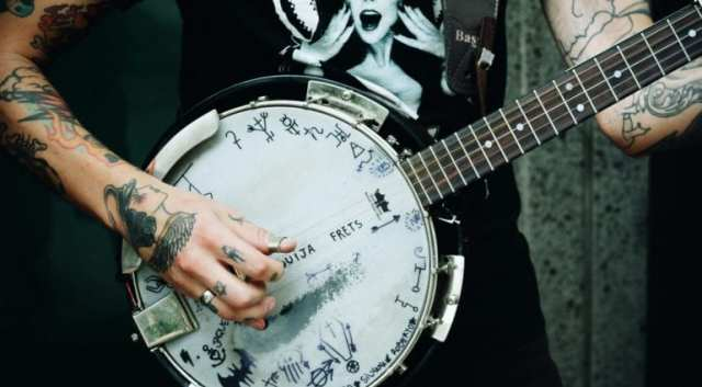 learn to play 5 string banjo chords