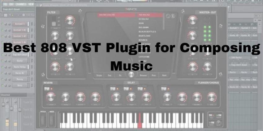 Best 808 VST Plugin