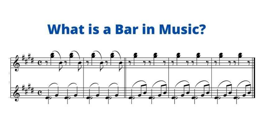 What is a Bar in Music