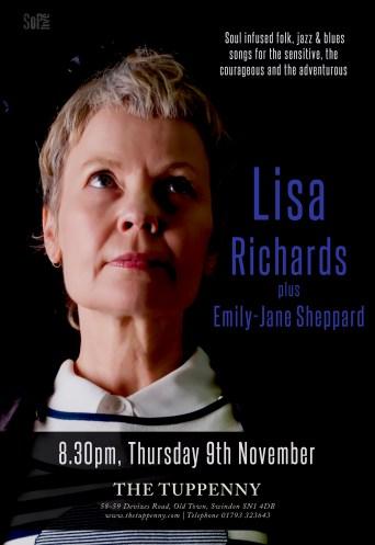 Lisa Richards Oct 17 Tupp