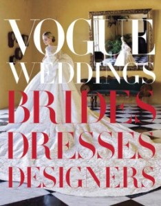 Vogue weddings brides dresses designers