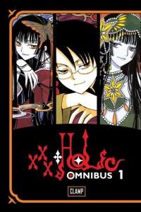 xxxHolic Omnibus Volume 1 cover