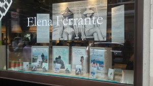 Foyles window 2
