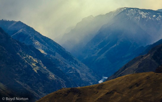 Hells Canyon, Snake River, Idaho/Oregon