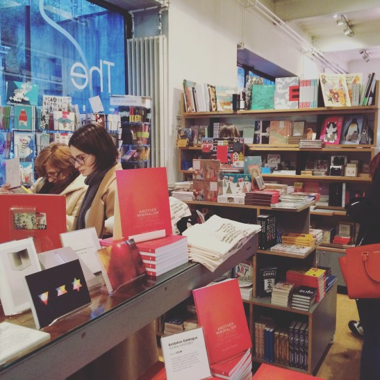 Photo of Bookshop Dec 15