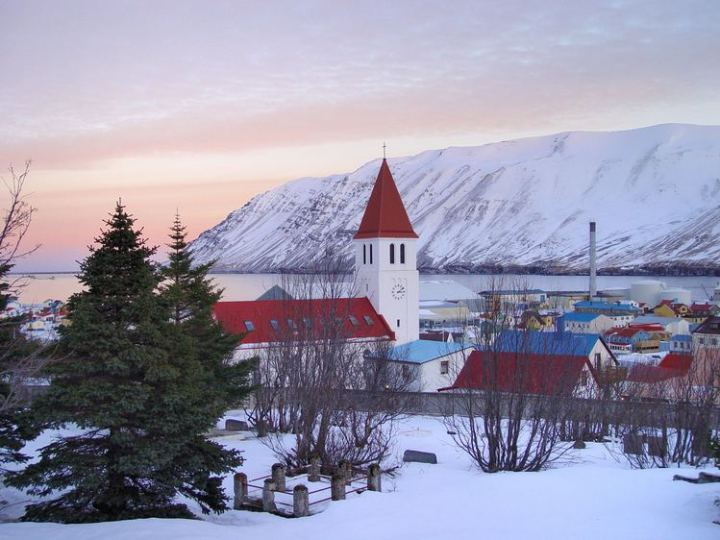 iceland village