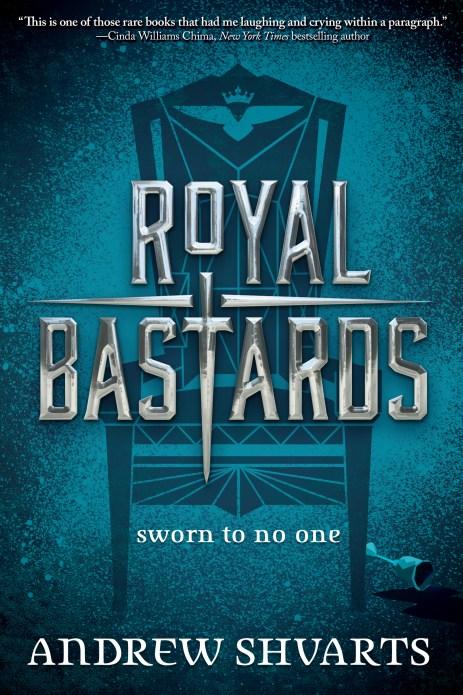 Royal Bastards Final Cover