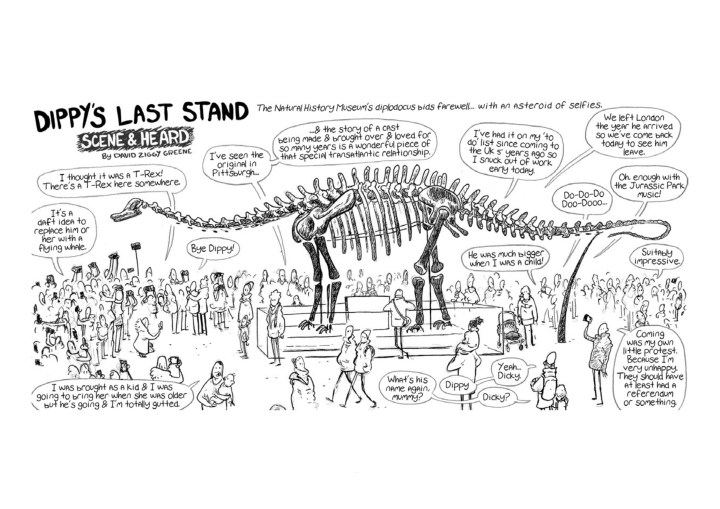 p116 Dippy's Last Stand