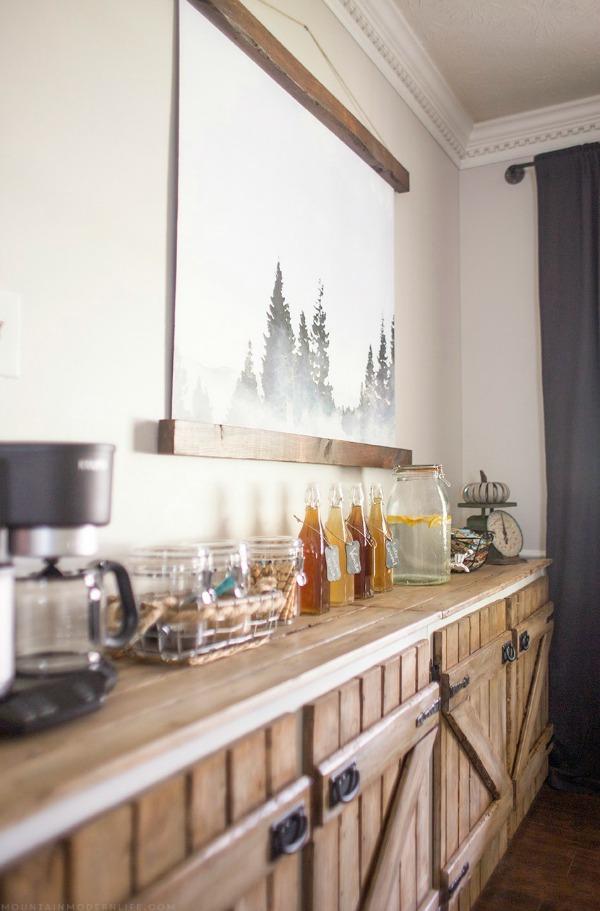 Large DIY Wall Decor Ideas (lots of renter friendly ... on Photo Room Decor  id=75563