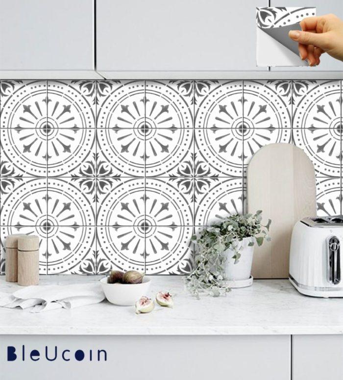 best peel and stick floor tile ideas