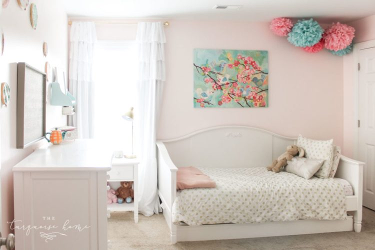 Beautiful Room Decor Ideas For Girls The Turquoise Home
