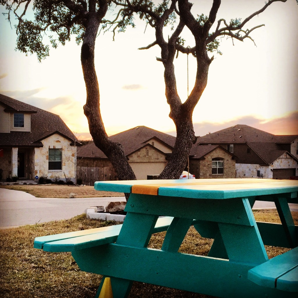 Turquoise Table Story: If You Build It They Will Come