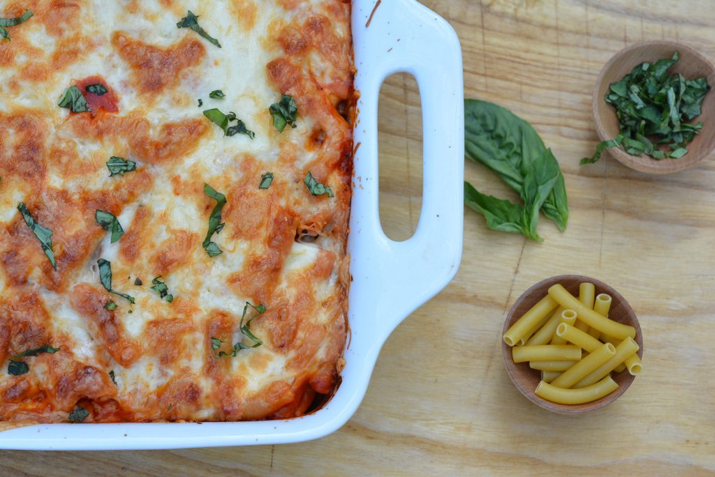 Baked Ziti Casserole: The Ultimate Crowd Pleaser