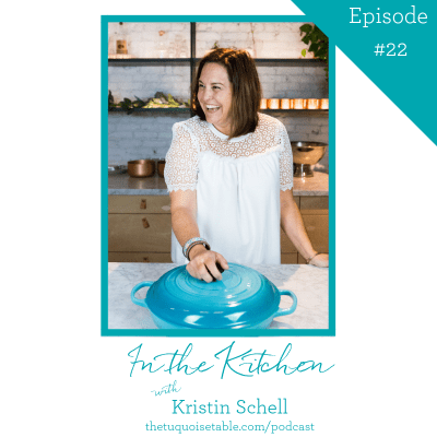 S1:E22 A Year of Gathering Small & Loving Deep at the Turquoise Table