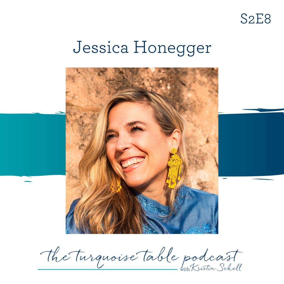 S2E8: Living with Courageous Courage with Jessica Honegger