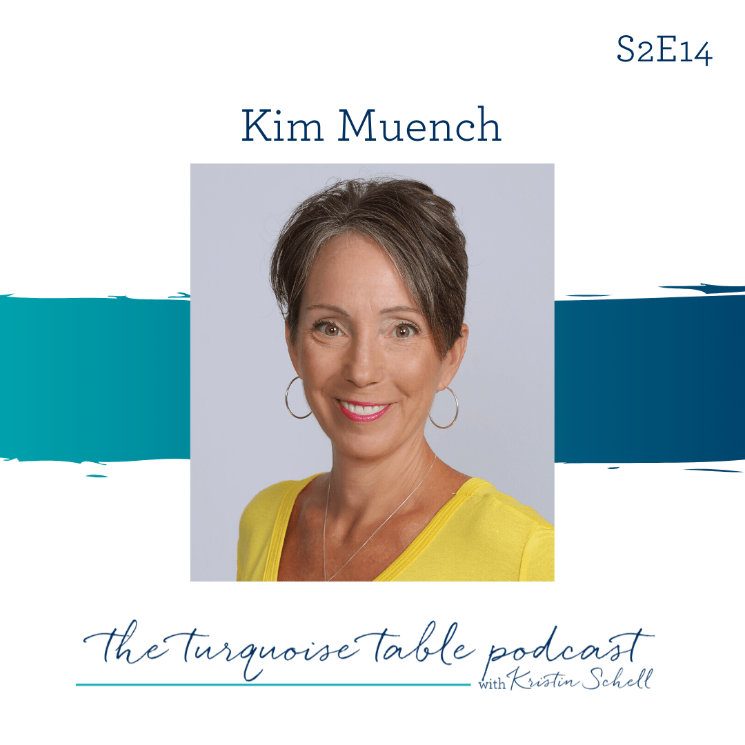 S2E14: What Do You Need? A Conversation with Kim Muench