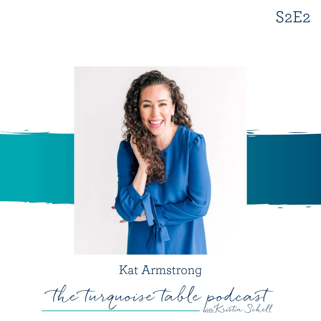 S2E2: Community: Work & Faith with Kat Armstrong