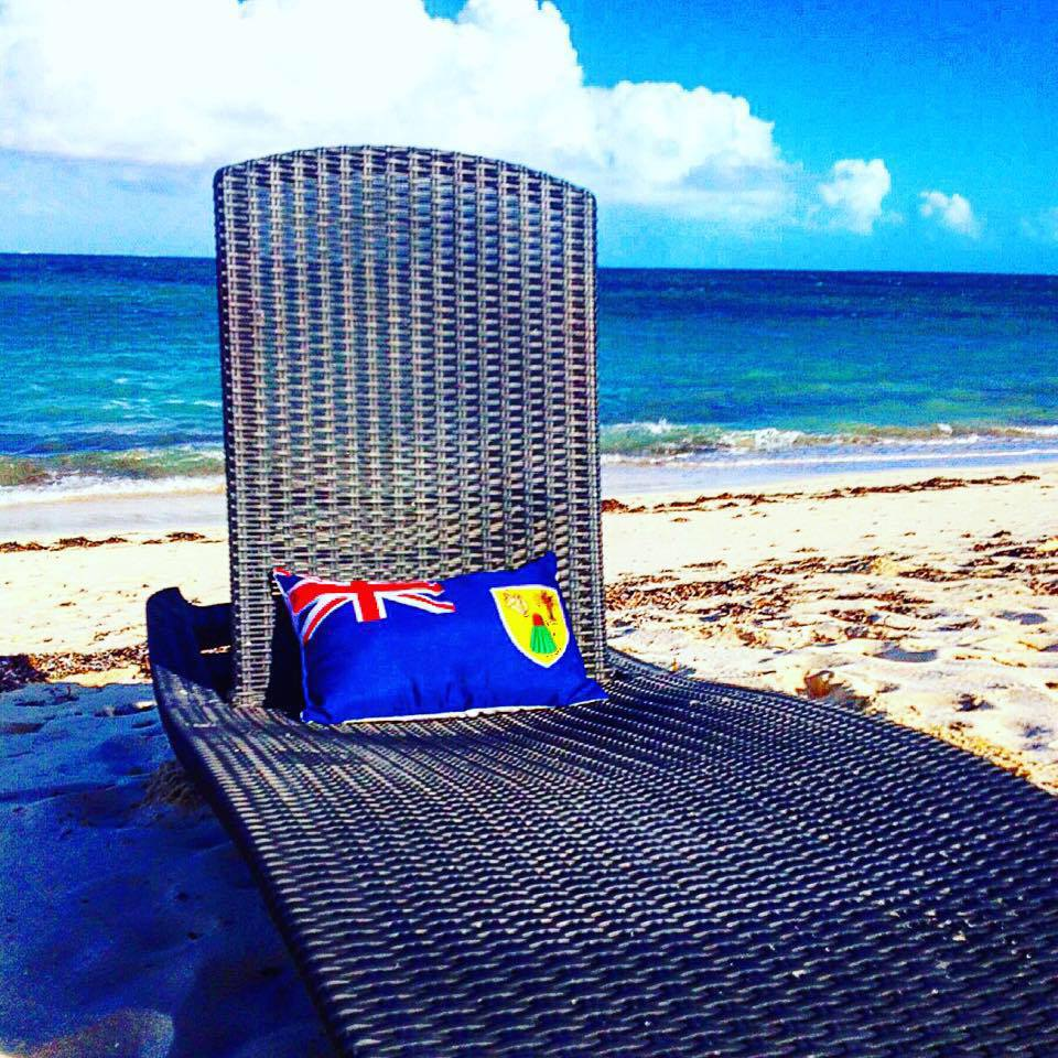 Represent Turks and Caicos
