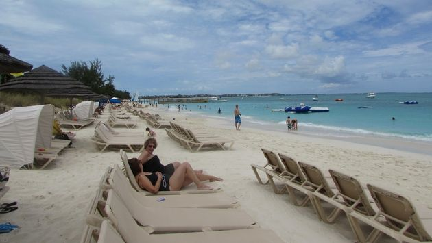 Turks & Caicos Tourist Arrivals Setting Record Pace