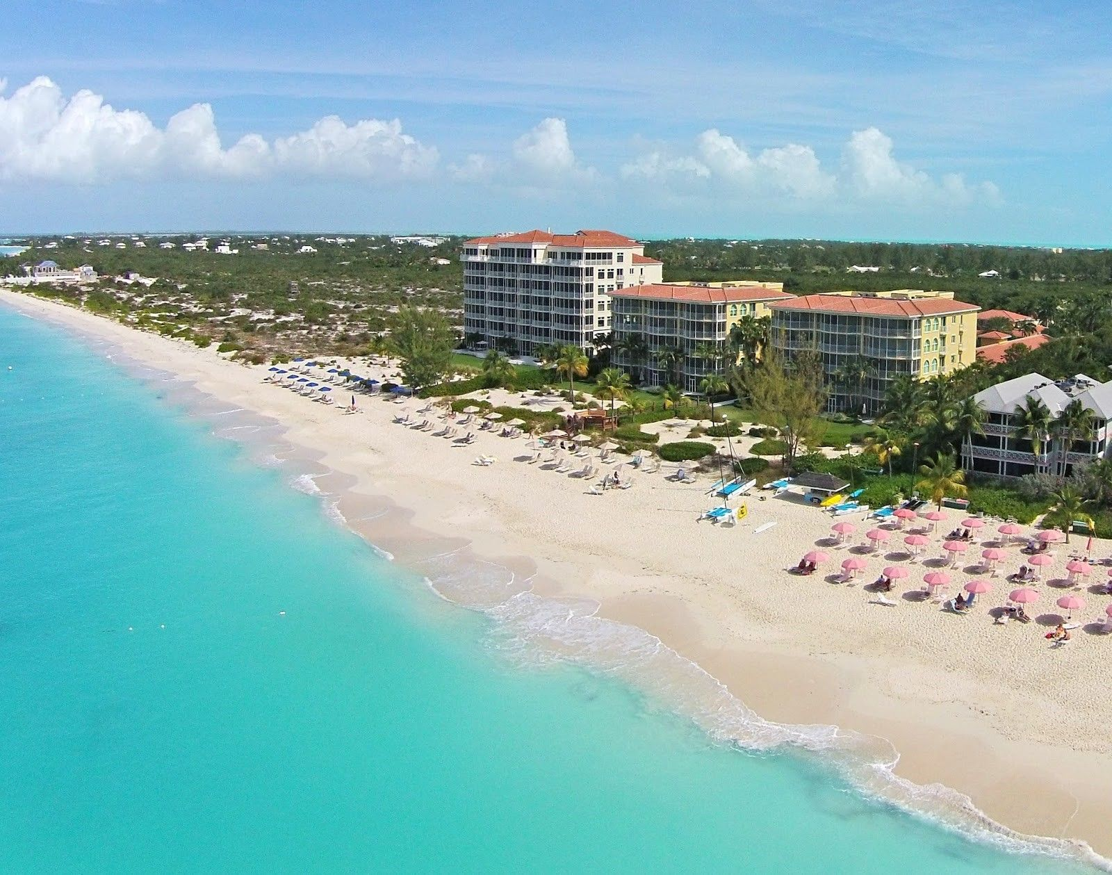 Tuscany On Grace Bay Rated #1 Hotel In Providenciales