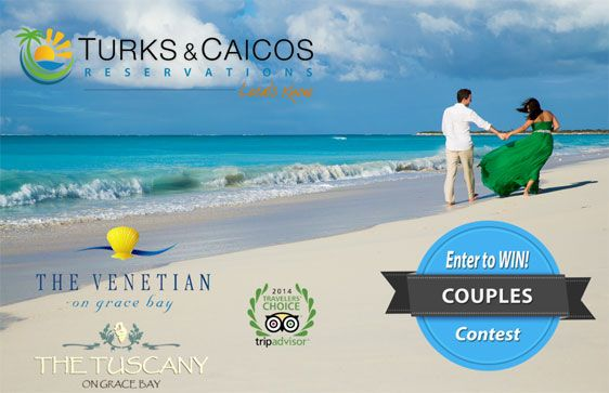 Turks & Caicos Couples Contest
