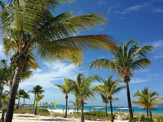 Guess What Beach Is #2 In The World And #1 In The Caribbean?