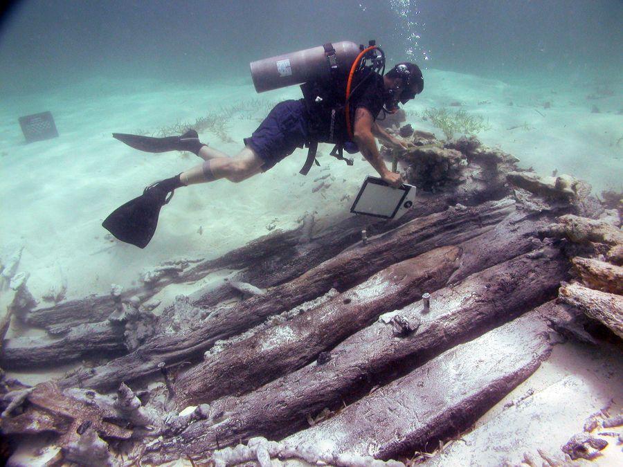 Shipwrecks Of The Turks & Caicos Islands