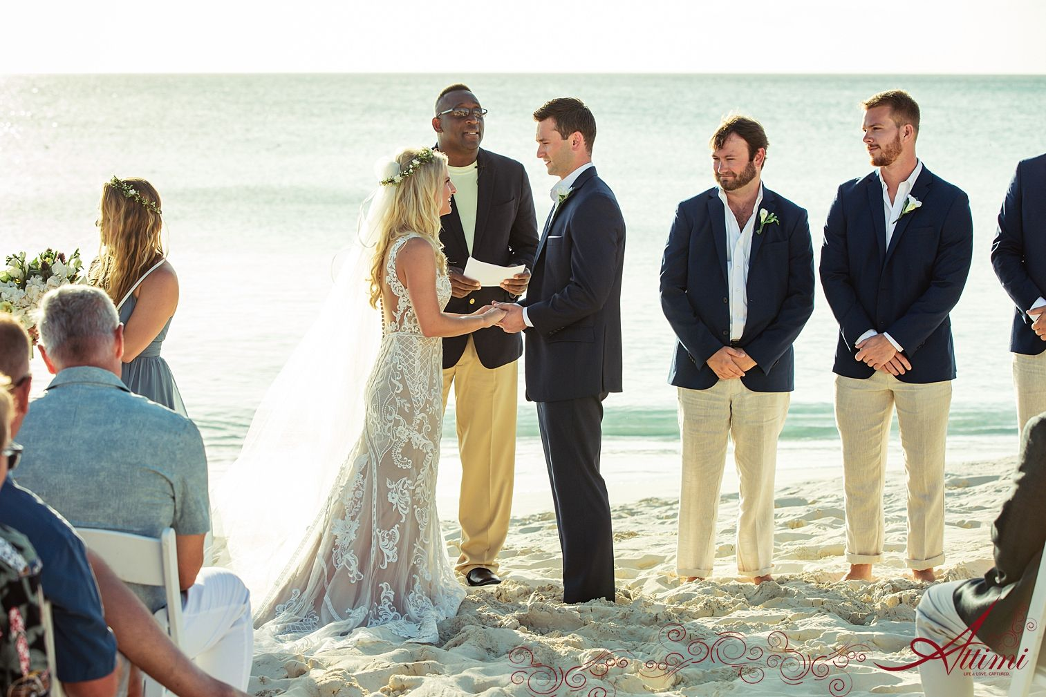 The Tuscany Wedding, On Grace Bay, Turks And Caicos. The Title Tells It All… Or Not?!?