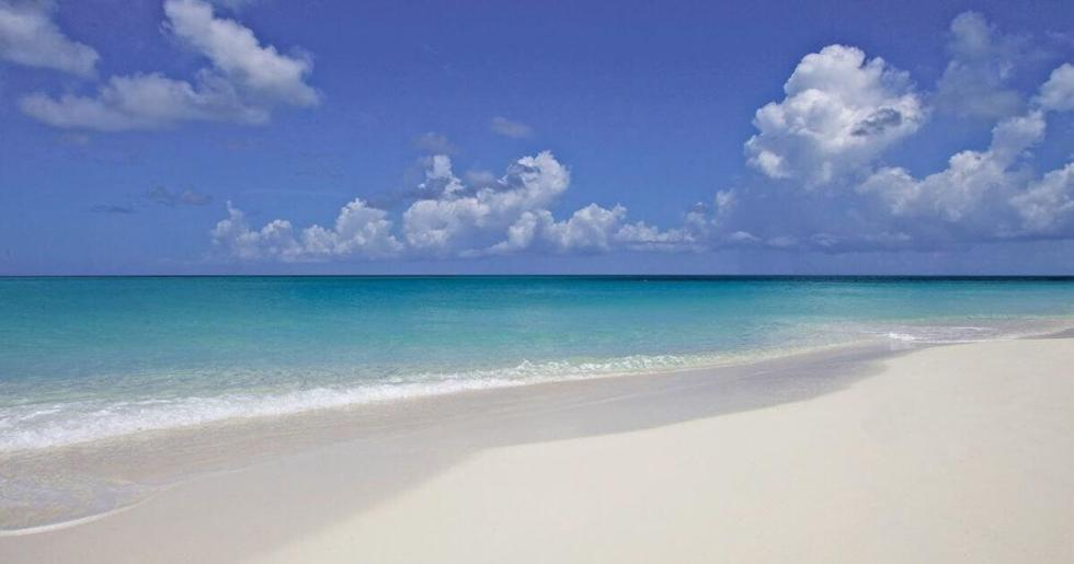 One of the idyllic beaches that make Providenciales one of the best caribbean islands to visit