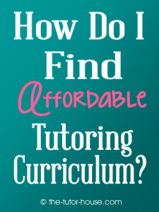 tutoringcurriculum