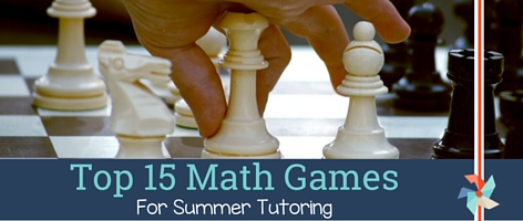 Top 15 Math Games For Summer Tutoring