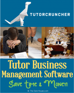TutorCruncher_BusinessManagementSoftware