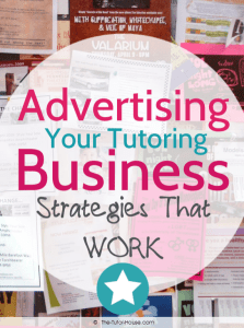 Advertising Your Tutoring Business - Strategies That Work