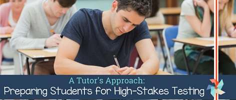 A Tutor's Approach: Preparing Students for High-Stakes Testing