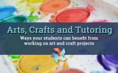 Crafts, Art, and Tutoring